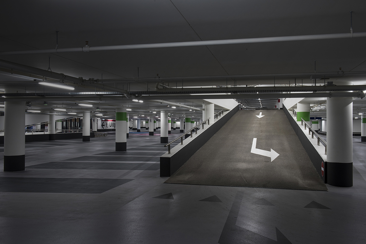 PARKEERGARAGE VREDENBURG