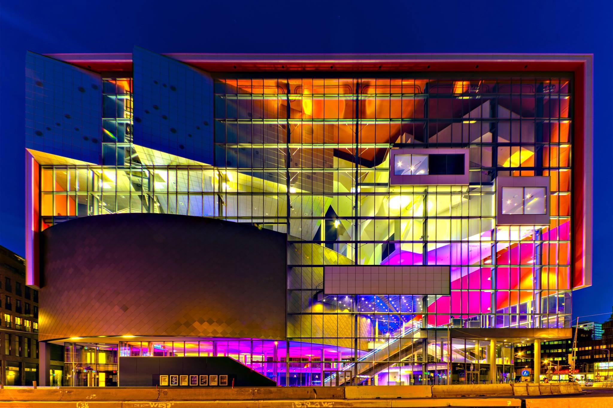 Muziekpaleis TivoliVredenburg